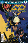 Cover Thumbnail for Batgirl & the Birds of Prey (2016 series) #1 [Kamome Shirahama Cover Variant]