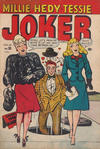Cover for Joker Comics (Bell Features, 1948 series) #35