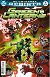 Cover for Green Lanterns (DC, 2016 series) #6 [Emanuela Lupacchino Cover]