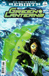 Cover for Green Lanterns (DC, 2016 series) #7 [Emanuela Lupacchino Cover]