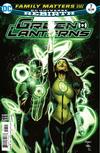 Cover for Green Lanterns (DC, 2016 series) #7 [Robson Rocha / Joe Prado Cover]