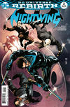 Cover for Nightwing (DC, 2016 series) #2 [Ivan Reis Cover Variant]