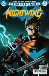 Cover for Nightwing (DC, 2016 series) #3 [Ivan Reis Cover Variant]