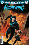 Cover for Nightwing (DC, 2016 series) #4 [Ivan Reis / Oclair Albert Cover]