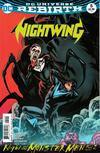 Cover for Nightwing (DC, 2016 series) #5