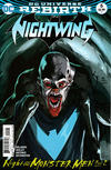 Cover for Nightwing (DC, 2016 series) #5 [Ivan Reis / Oclair Albert Cover]