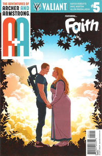 Cover Thumbnail for A&A: The Adventures of Archer & Armstrong (Valiant Entertainment, 2016 series) #5 [Cover A - Kano]
