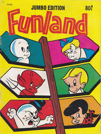 Cover Thumbnail for Funland (Magazine Management, 1975 series) #R2344