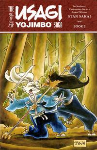 Cover Thumbnail for Usagi Yojimbo Saga (Dark Horse, 2014 series) #2