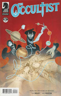 Cover Thumbnail for The Occultist (Dark Horse, 2013 series) #2