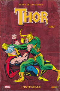 Cover Thumbnail for Thor : l'intégrale (Panini France, 2007 series) #1967