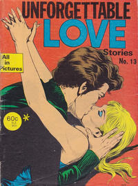 Cover Thumbnail for Unforgettable Love Stories (Yaffa / Page, 1978 ? series) #13