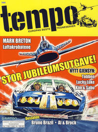 Cover Thumbnail for Tempo Bok (Hjemmet / Egmont, 2014 series) #12