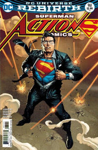 Cover Thumbnail for Action Comics (DC, 2011 series) #961 [Gary Frank Cover]
