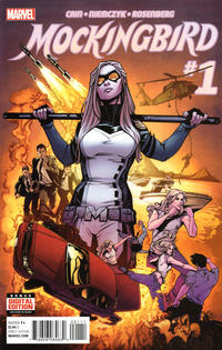 Cover Thumbnail for Mockingbird (Marvel, 2016 series) #1