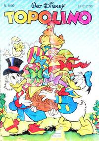Cover Thumbnail for Topolino (Disney Italia, 1988 series) #1899