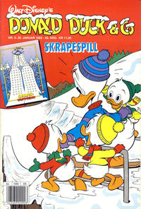 Cover Thumbnail for Donald Duck & Co (Hjemmet / Egmont, 1948 series) #5/1992