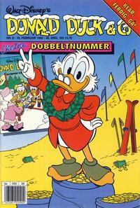 Cover Thumbnail for Donald Duck & Co (Hjemmet / Egmont, 1948 series) #8/1992