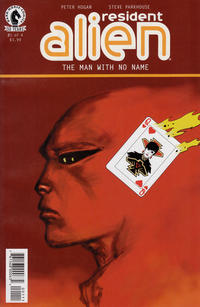 Cover Thumbnail for Resident Alien: The Man with No Name (Dark Horse, 2016 series) #1