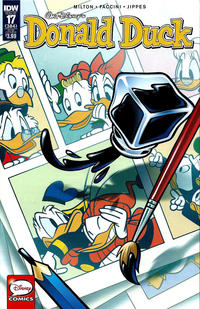 Cover Thumbnail for Donald Duck (IDW, 2015 series) #17 / 384 [Subscription Cover Variant]