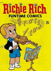Cover Thumbnail for Richie Rich Funtime Comics (Magazine Management, 1975 ? series) #25152