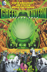 Cover Thumbnail for Green Lantern: Sector 2814 (DC, 2012 series) #3