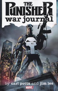 Cover Thumbnail for Punisher War Journal by Carl Potts and Jim Lee (Marvel, 2016 series)