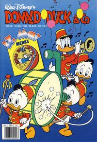 Cover Thumbnail for Donald Duck & Co (Hjemmet / Egmont, 1948 series) #20/1992
