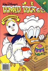 Cover Thumbnail for Donald Duck & Co (Hjemmet / Egmont, 1948 series) #15/1992
