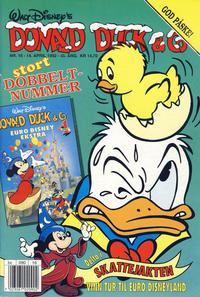 Cover Thumbnail for Donald Duck & Co (Hjemmet / Egmont, 1948 series) #16/1992