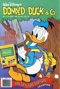 Cover Thumbnail for Donald Duck & Co (Hjemmet / Egmont, 1948 series) #17/1992