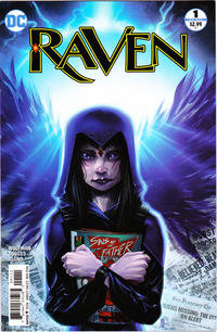 Cover Thumbnail for Raven (DC, 2016 series) #1