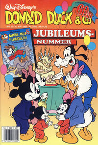 Cover Thumbnail for Donald Duck & Co (Hjemmet / Egmont, 1948 series) #22/1992