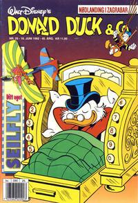 Cover Thumbnail for Donald Duck & Co (Hjemmet / Egmont, 1948 series) #25/1992