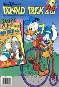 Cover Thumbnail for Donald Duck & Co (Hjemmet / Egmont, 1948 series) #36/1992
