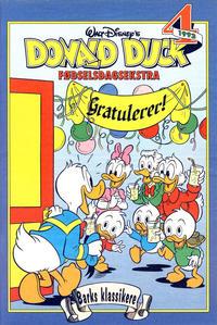 Cover Thumbnail for Donald Duck & Co Ekstra [Bilag til Donald Duck & Co] (Hjemmet / Egmont, 1985 series) #4/1993