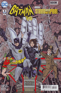 Cover Thumbnail for Batman '66 Meets Steed and Mrs. Peel (DC, 2016 series) #3