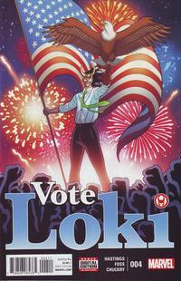 Cover Thumbnail for Vote Loki (Marvel, 2016 series) #4