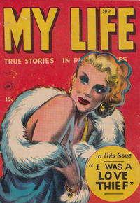 Cover Thumbnail for My Life (Superior Publishers Limited, 1948 series) #7