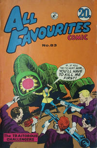Cover Thumbnail for All Favourites Comic (K. G. Murray, 1960 series) #83