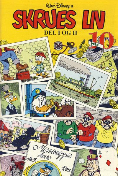 Cover for Donald Duck & Co Ekstra [Bilag til Donald Duck & Co] (Hjemmet / Egmont, 1985 series) #10/1992