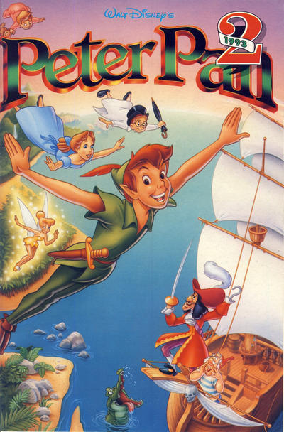 Cover for Donald Duck & Co Ekstra [Bilag til Donald Duck & Co] (Hjemmet / Egmont, 1985 series) #2/1993