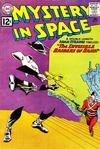 Cover for Mystery in Space (DC, 1951 series) #73