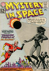 Cover for Mystery in Space (DC, 1951 series) #78