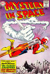 Cover for Mystery in Space (DC, 1951 series) #81