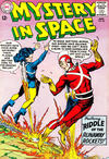 Cover for Mystery in Space (DC, 1951 series) #85