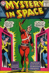 Cover for Mystery in Space (DC, 1951 series) #91