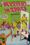 Cover for Mystery in Space (DC, 1951 series) #92