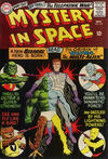Cover for Mystery in Space (DC, 1951 series) #103