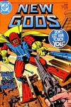 Cover for New Gods (DC, 1984 series) #2